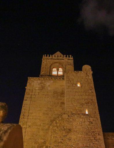 cattedrale cefalu di notte 6